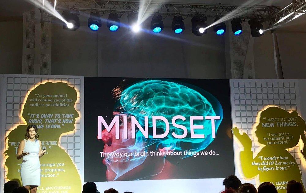 growth mindset melissa benaroya parent coach