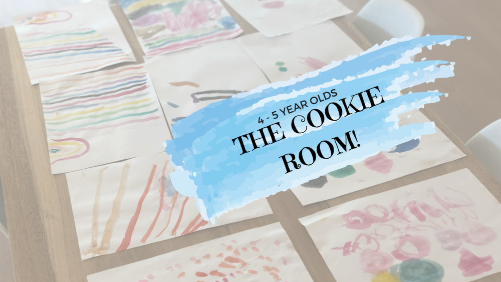 Our Cookie Room - The Cookie Room is our 'Big Kids' space with our School Ready children, aged mostly 4 - 5. Natalie, Ethan and Bri are our teachers in this room and are passionate about preparing our Preschoolers for the rest of their educational lives. The Cookie Room also has some lovely, relaxing ocean views!