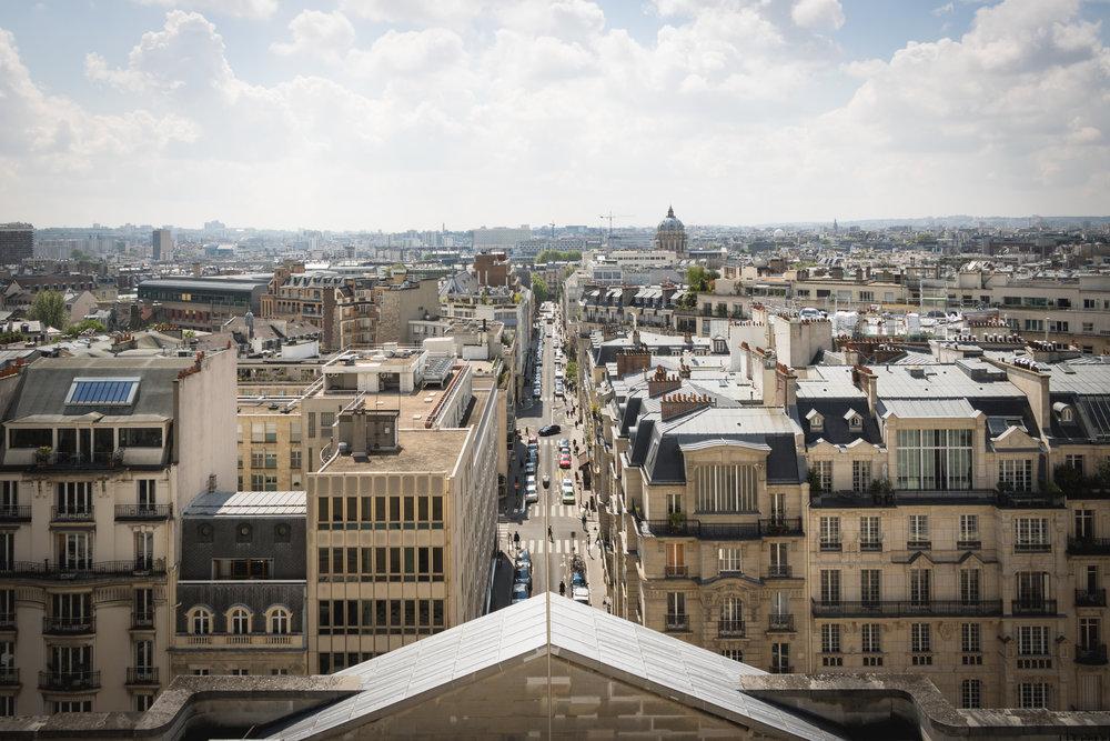 Paris. - April 2017