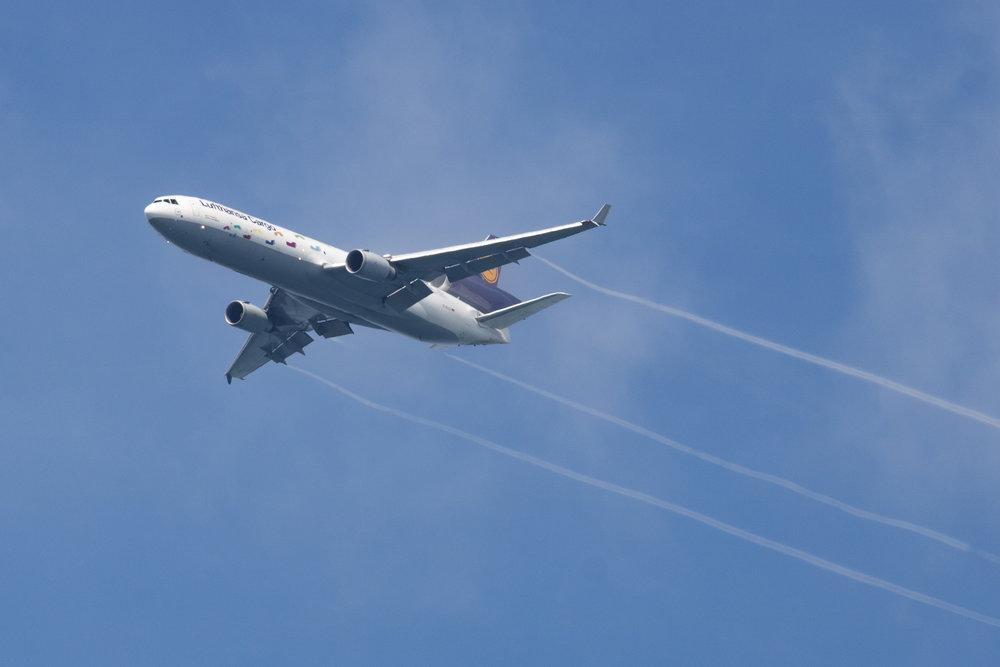 Lufthansa Cargo MD-11 Reg: D-ALCH