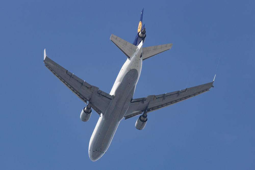 Lufthansa Cargo MD11 Reg: D-ALCA