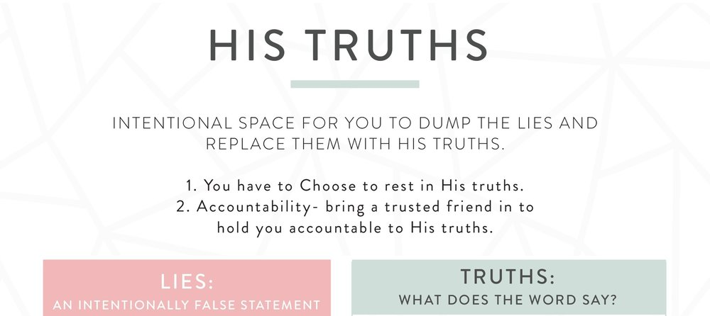 "sign up below to receive your free ""His Truths"" worksheet! -"