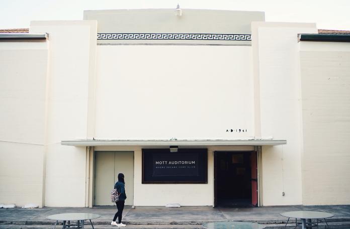 Mott Auditorium