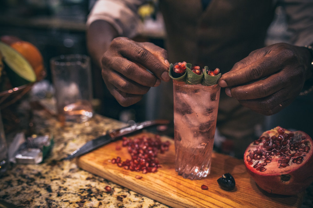 Designing Fresh Cocktails, The Way Nature Intended.