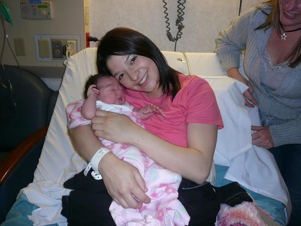 hospital birth with emmi