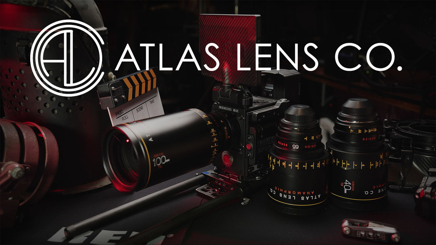 ORION SERIES — Atlas Lens Co
