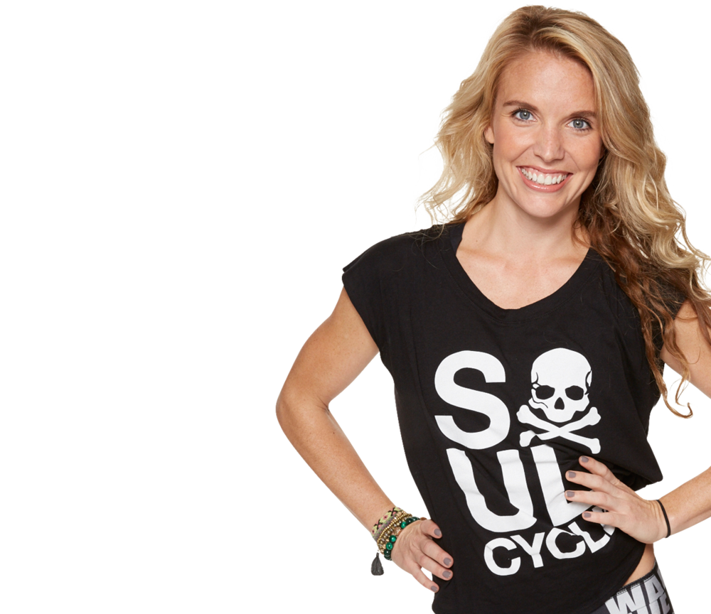 Emily Turner, NYC Soul Cycle Instructor