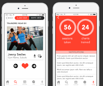 trainerr, trainerr app, anna kooiman, kooiman, fitness, travel, lifestyle, how to find a good personal trainer, how to find a personal trainer near my home, how to find a personal trainer near my work, how to find a personal trainer near me, exercise, weight loss, leaner, faster, stronger, fitter