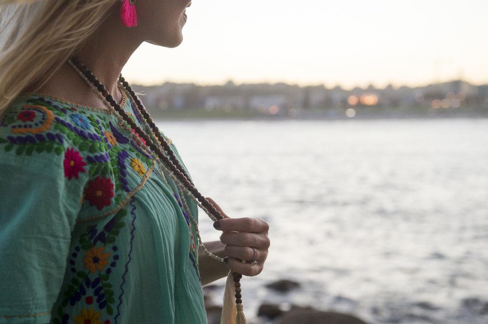 Anna Kooiman Bondi Beach embroidered dress north bondi lyndon marceau