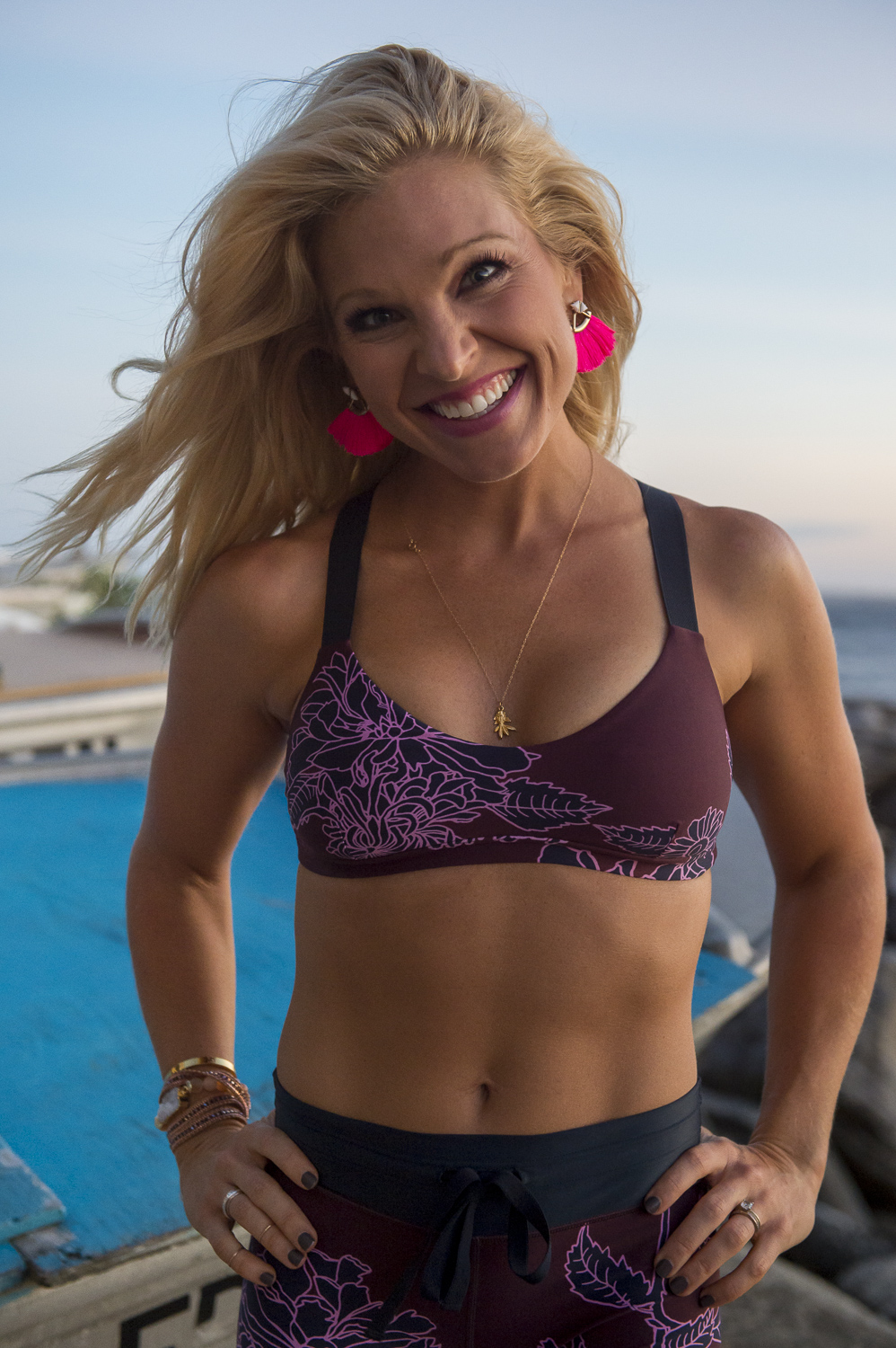 Anna Kooiman AnnaKooiman.com fitness travel lifestyle bondi beach sydney australia photo by lyndon marceau