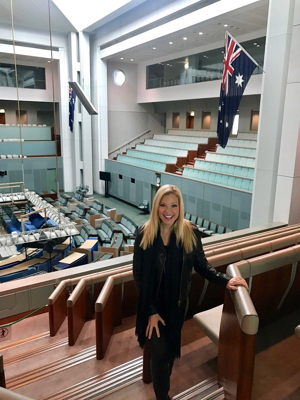parliament house Australia annakooiman.com