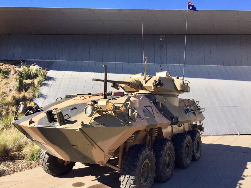 tank australia war memorial annakooiman.com travel australia canberra