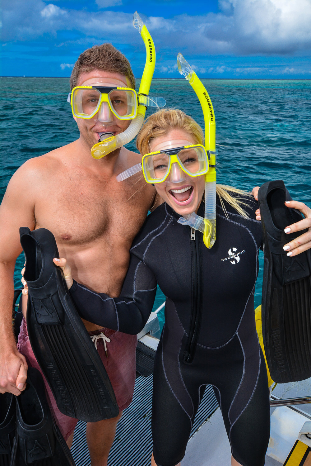 Anna Kooiman AnnaKooiman.com fitness travel lifestyle Great Barrier Reef