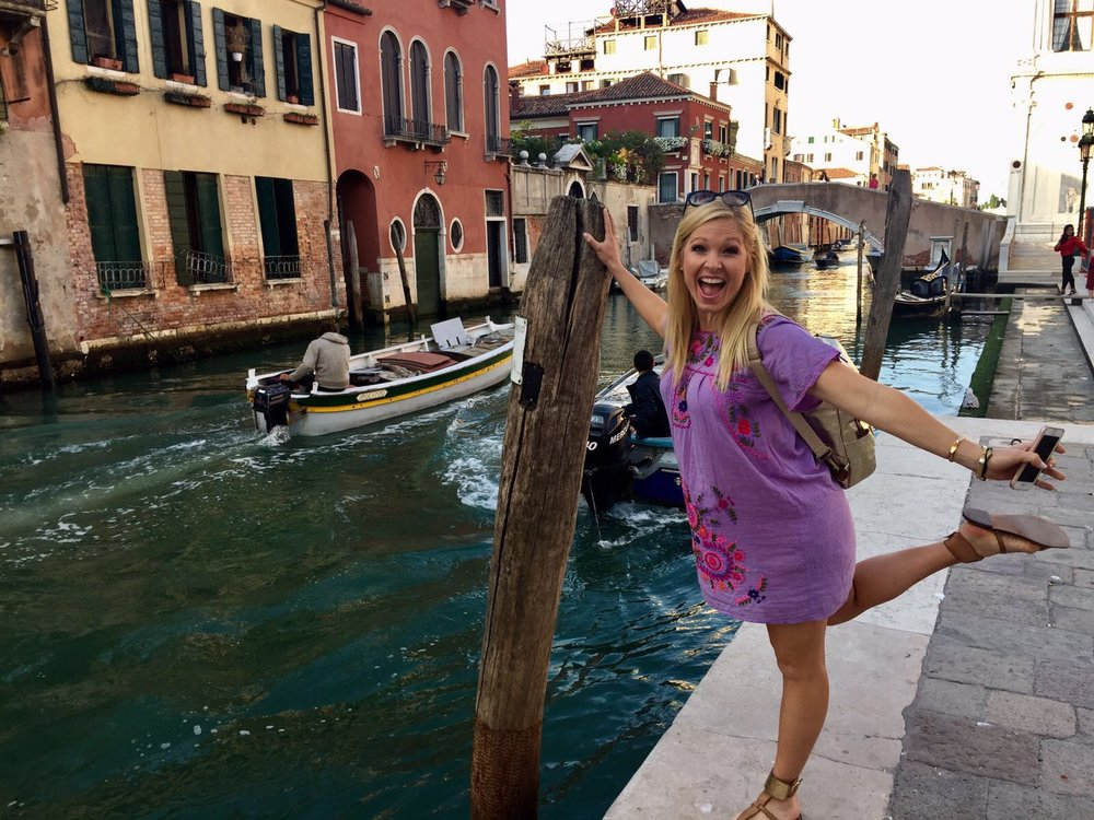 Anna Kooiman annakooiman.com italy fitness travel lifestyle fashion television adventure wanderlust what to see what to do what to wear where to go where to eat places to see things to see things to do travel tips venice gondola san marco saint mark's square basilica palace guggenheim vivaldi opera style