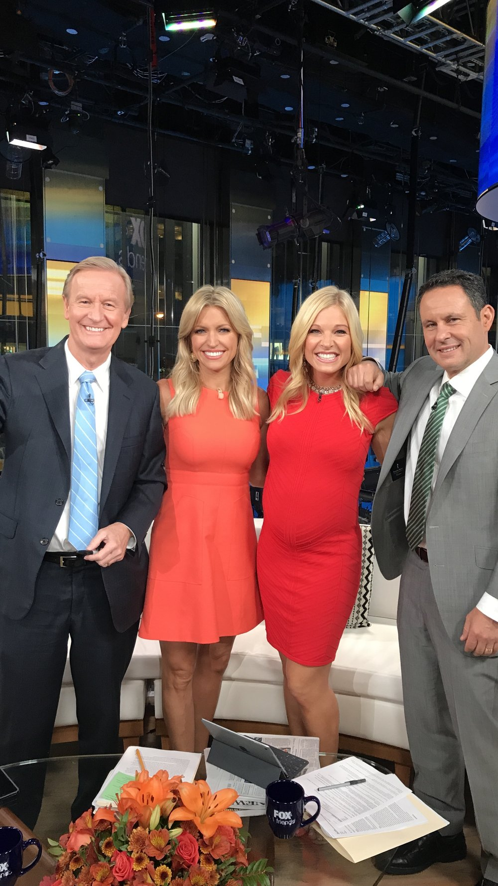 Anna Kooiman annakooiman.com pregnant pregnancy fox and friends new york city