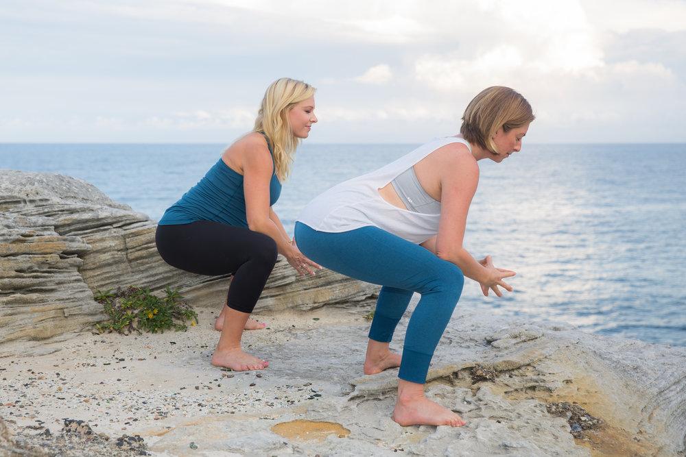 Anna Kooiman She Births Nadine Richardson Birthing Classes Prenatal Yoga Meditation Positive Visualization Acupressure Active Birthing Partner Support