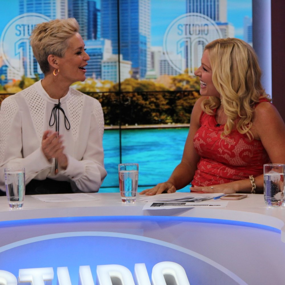 Anna Kooiman morning tv australian television aussie tv australia TV Studio Ten Network Ten Entertainment News Hollywood Headlines Showbiz File pregnant December 2017