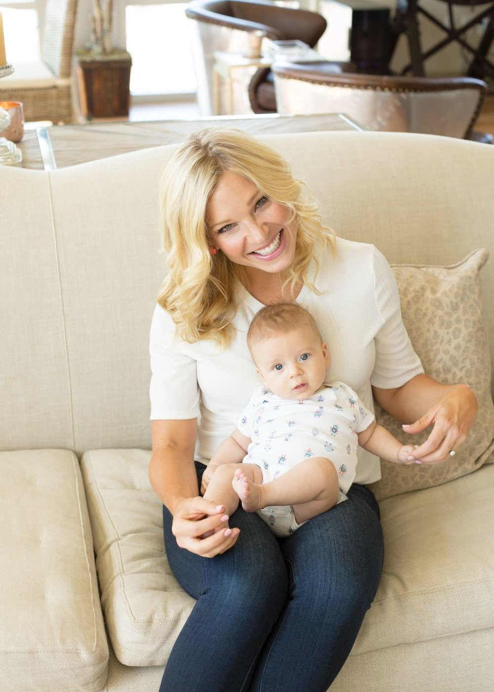 Anna Kooiman - Baby - How Pumping Helps Keep the Breastfeeding ...