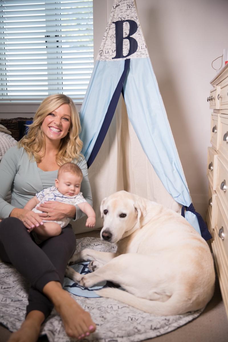 Anna Kooiman Baby Nursery