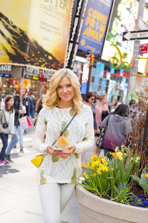 Anna Kooiman New York City May 2018 New Baby Jan 22 2018 AnnaKooiman.com fitness travel lifestyle mama baby