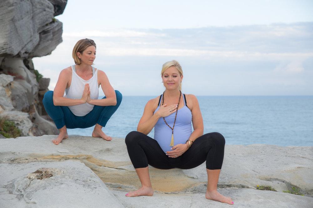 Anna Kooiman pregnancy workout maternity fitness prenatal exercise yoga cardio strength walking