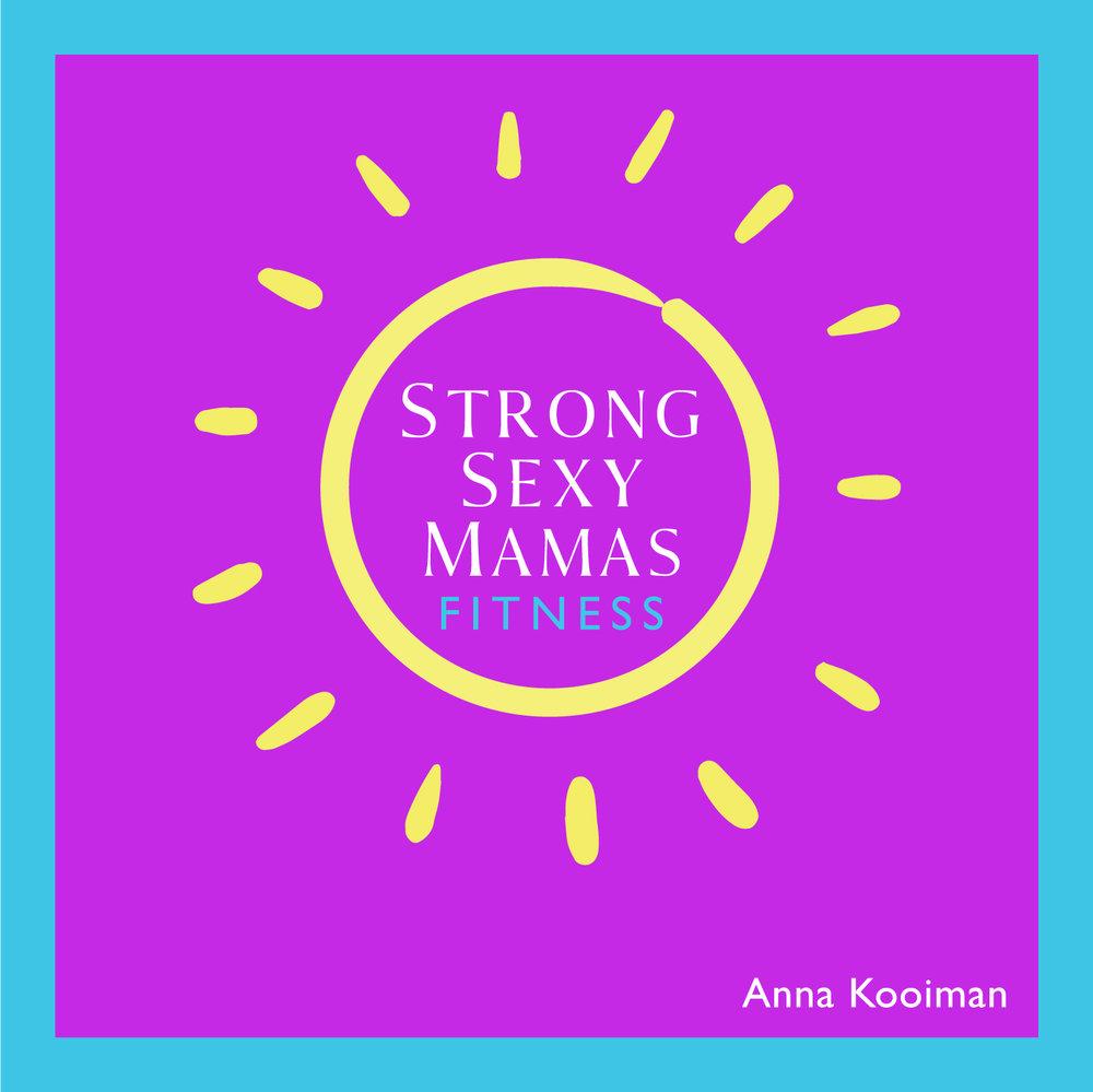 anna kooiman strong sexy mammas