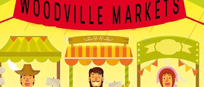 Woodville Street Market - Saturday 31 March 10:00amWoodville Street Market is held on the third Sunday of the month and has a variety of local crafters and artisans.Occasionally the market is moved to coincide with a major event. If you wish to have a stall site you ...