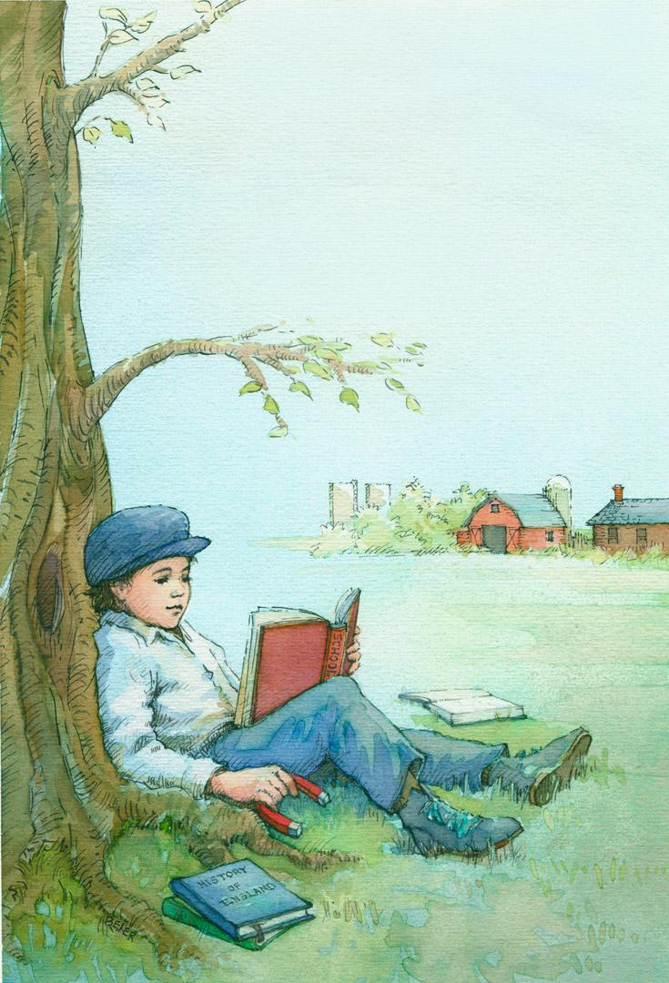 Thomas Alva Edison: The Boy Who Asked Questions