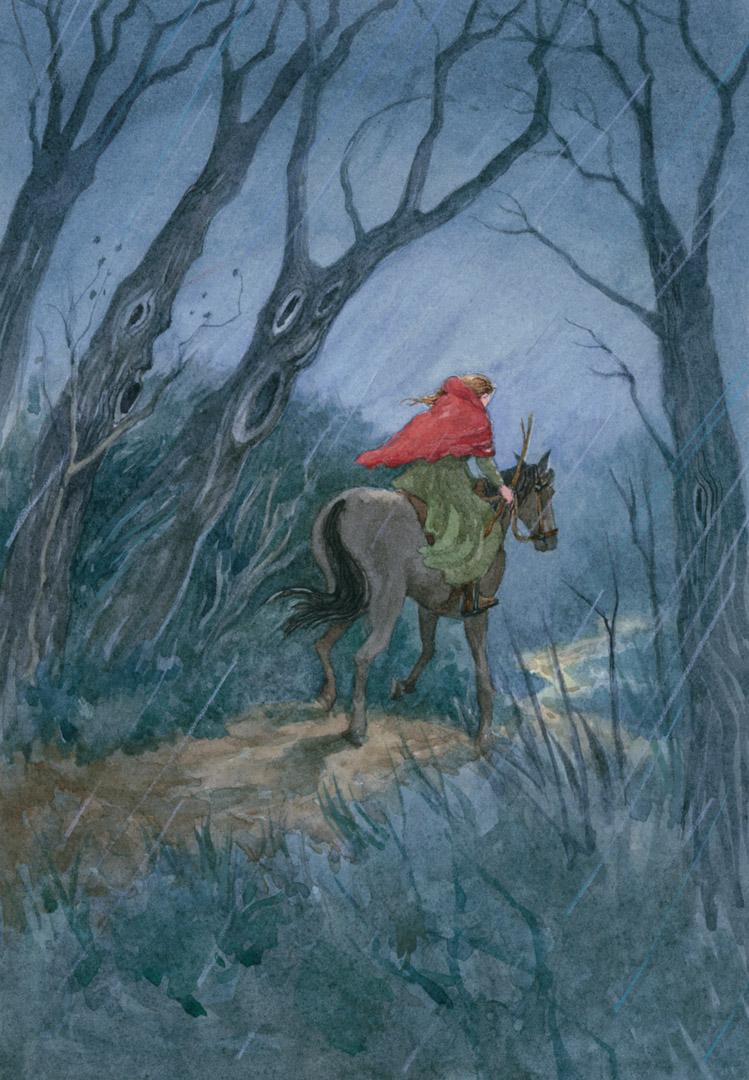 Sybil Ludington's Midnight Ride
