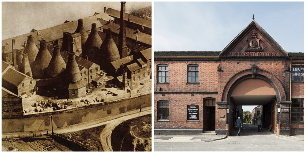 Middleport Pottery  - FCBStudios