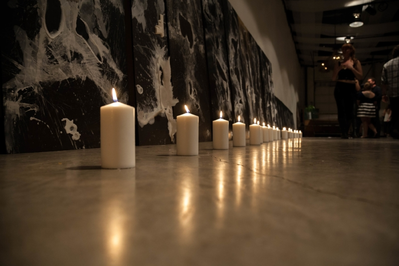 Concealed _ Revealed Art Show Photography by Chris Drazah Full Usage_9431 candles.jpg