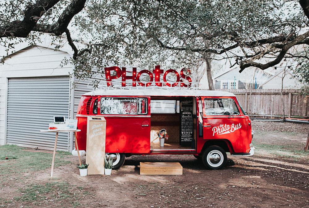 The Photo Bus ATX