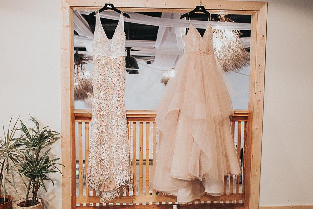 Dresses by Blush Bridal Lounge