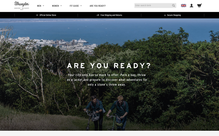 3aa5d13d Digital and outdoor advertising drove retail, while the call to action,  'Are you Ready?', invited consumers to join the adventures within an hour  radius of ...