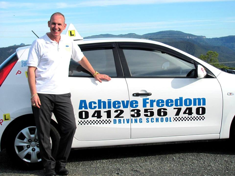 English born fully accredited driving instructor