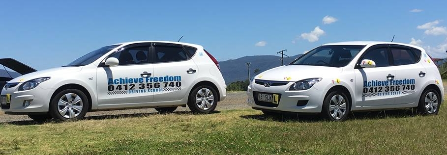 Achieve Freedom Driving School Gold Coast 0412356740