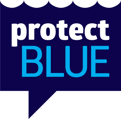 Protect Blue