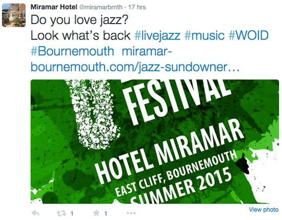 JazzTweet