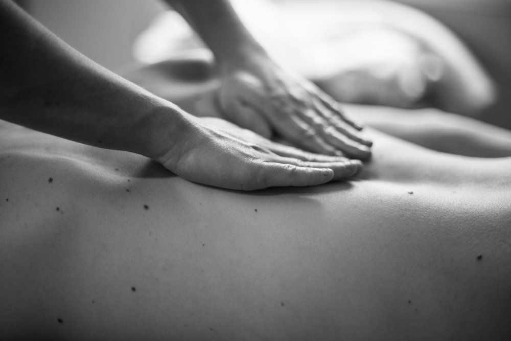 Full body massage by Natalie Davis