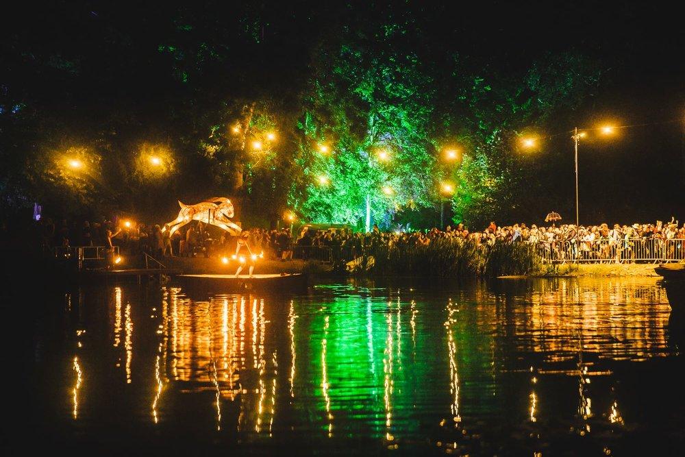 Wilderness Festival Polysemic