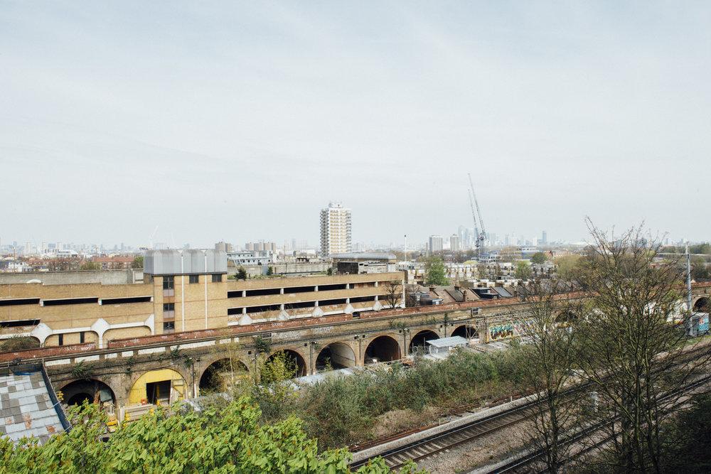Peckham Multi Storey Car Park