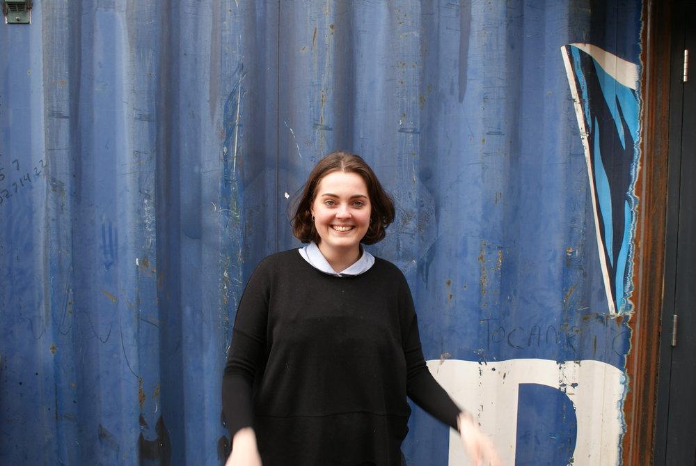 Rose Wilk-Mulis Community Manager