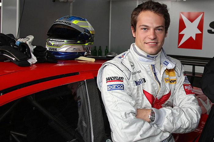 Alexandros Margaritis, <br> Race Driver