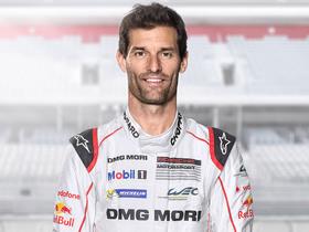 Mark Webber,<br> Race Driver