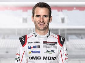 Romain Dumas,<br> Rennfahrer