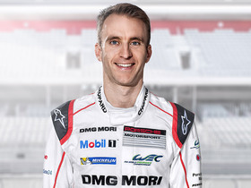 Timo Bernhard, <br> Race Driver