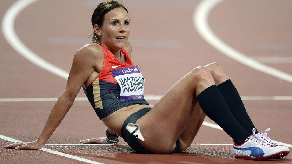 Sabrina Mockenhaupt, <br> Marathon-Läuferin