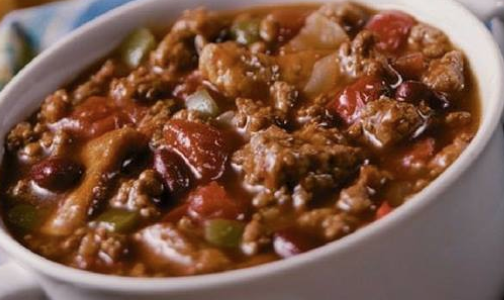 FunFitnessMama Turkey Chili