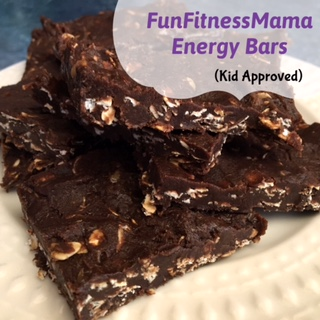 FunFitnessMama Energy Bars