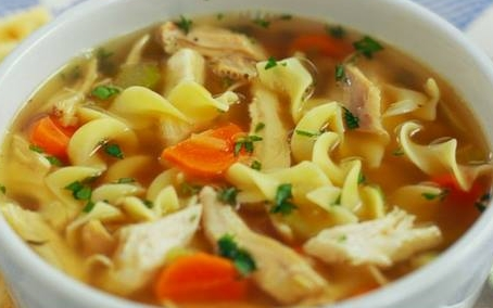 Chicken Noodle Soup -